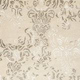 Surya Banshee BAN-3331 Ivory Hand Tufted Area Rug Sample Swatch