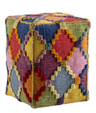 MAT Poufs and Cushions Baptiste Multi Pouf main image