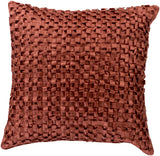 Surya Andrew Ella Cate BB-044 Pillow 18 X 18 X 4 Down filled