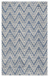 Rizzy Bradberry Downs BD8591 Blue Area Rug