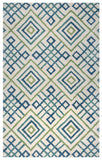 Rizzy Bradberry Downs BD8863 Blue Area Rug