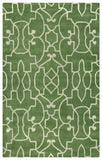 Rizzy Bradberry Downs BD8864 Green Area Rug