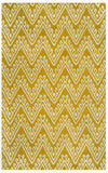 Rizzy Bradberry Downs BD8870 Gold Area Rug