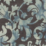 Surya Belladonna BDA-3004 Aqua Hand Tufted Area Rug Sample Swatch
