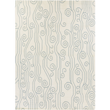 Surya Boardwalk BDW-4005 Ivory Area Rug by Somerset Bay 8' x 11'