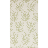 Surya Boardwalk BDW-4008 Lime Area Rug by Somerset Bay 5' x 8'