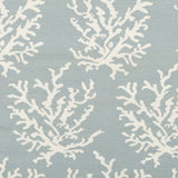 Surya Boardwalk BDW-4010 Sky Blue Hand Woven Area Rug by Somerset Bay Sample Swatch