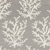 Surya Boardwalk BDW-4021 Light Gray Hand Woven Area Rug by Somerset Bay Sample Swatch