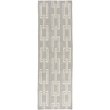 Surya Boardwalk BDW-4039 Grey Area Rug by Somerset Bay 2'6'' x 8' Runner