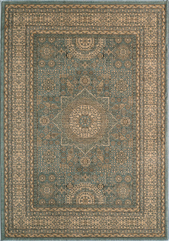 Momeni Belmont BE-03 Light Blue Area Rug main image