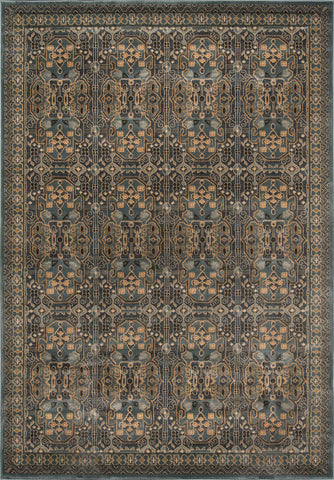 Momeni Belmont BE-07 Light Blue Area Rug main image