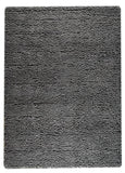 MAT Feel Berber Dark Grey Area Rug main image