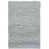 Surya Butterfly BFY-6800 Moss Area Rug by Candice Olson 2' x 3'