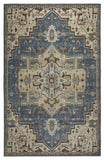 Rizzy Bennington BI4994 Blue Area Rug