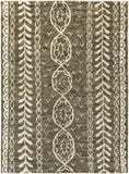 Surya Bjorn BJR-1003 Forest Hand Knotted Area Rug by Jill Rosenwald 8' X 11'