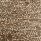 Surya Bjorn BJR-1012 Mocha Hand Knotted Area Rug by Jill Rosenwald Sample Swatch