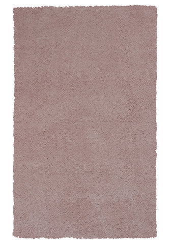 KAS Bliss 1575 Rose Pink Shag Area Rug main image