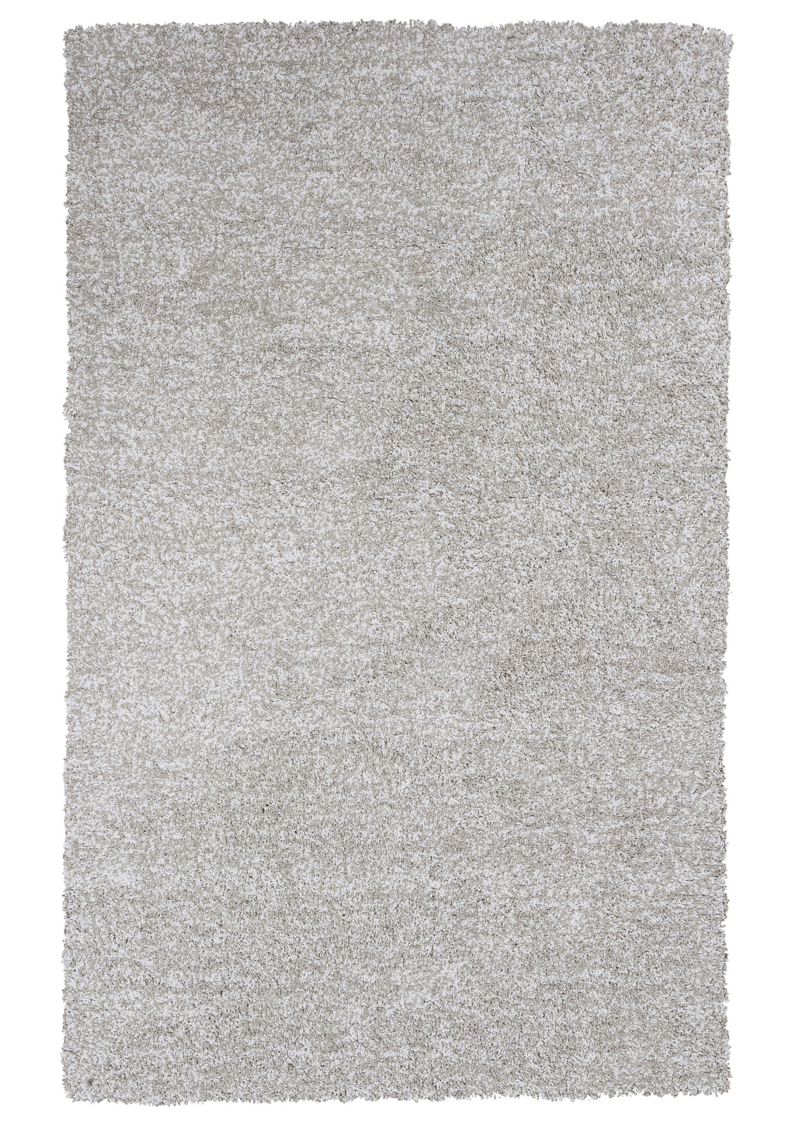 KAS Bliss 1580 Ivory Heather Shag Area Rug main image