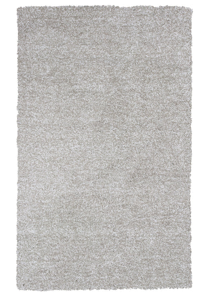 Kas Bliss 1580 Ivory Heather Shag Area Rug Incredible