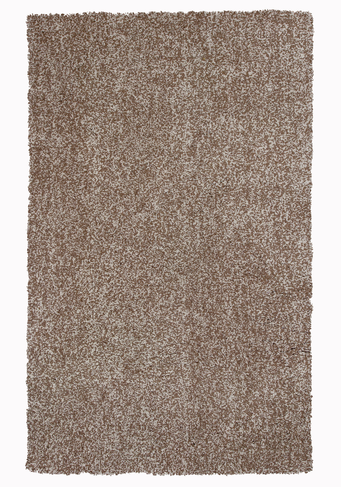 KAS Bliss 1581 Beige Heather Shag Area Rug main image