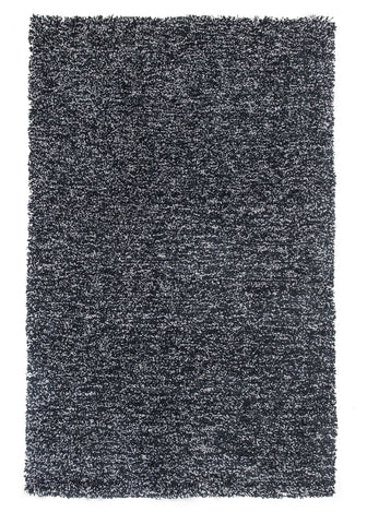 KAS Bliss 1583 Black Heather Shag Area Rug main image