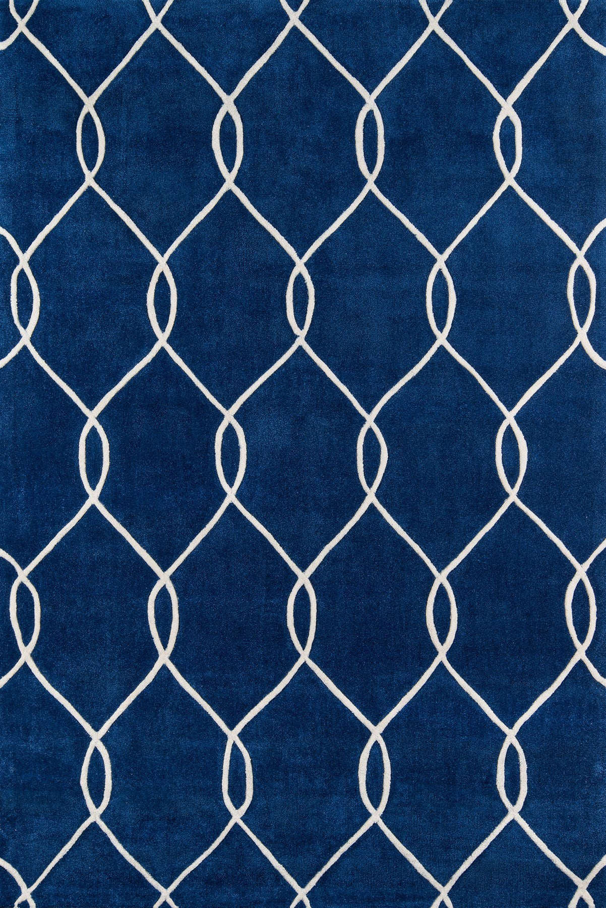 Momeni Bliss BS-12 Navy Area Rug main image