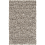 Surya Blossom BLO-1002 Light Gray Area Rug 5' x 8'