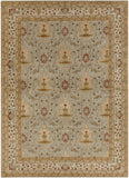 Surya Bungalo BNG-5014 Light Gray Area Rug 8' x 11'