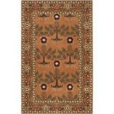 Surya Bungalo BNG-5016 Rust Area Rug 5' x 8'