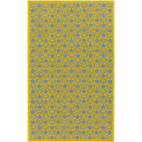 Surya Bones BNS-2000 Lemon Area Rug by Papilio 5' x 8'