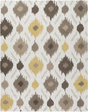 Surya Brentwood BNT-7676 Gold Hand Hooked Area Rug 8' X 10'