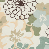 Surya Brentwood BNT-7692 Beige Hand Hooked Area Rug Sample Swatch