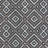 Surya Brentwood BNT-7698 Charcoal Hand Hooked Area Rug Sample Swatch