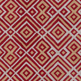 Surya Brentwood BNT-7699 Burgundy Hand Hooked Area Rug Sample Swatch