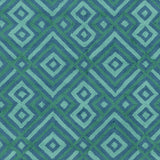 Surya Brentwood BNT-7704 Teal Hand Hooked Area Rug Sample Swatch