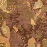 Surya Brought To Light BOL-4005 Mauve Hand Knotted Area Rug by Robert Langford Sample Swatch