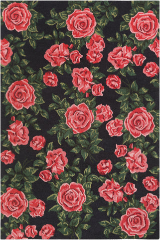 Artistic Weavers Botany Quinn Red Multi Area Rug main image