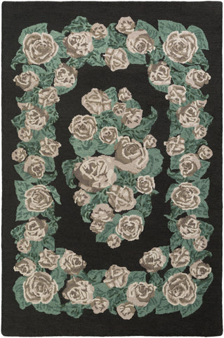 Artistic Weavers Botany Gianna Green Multi Area Rug main image