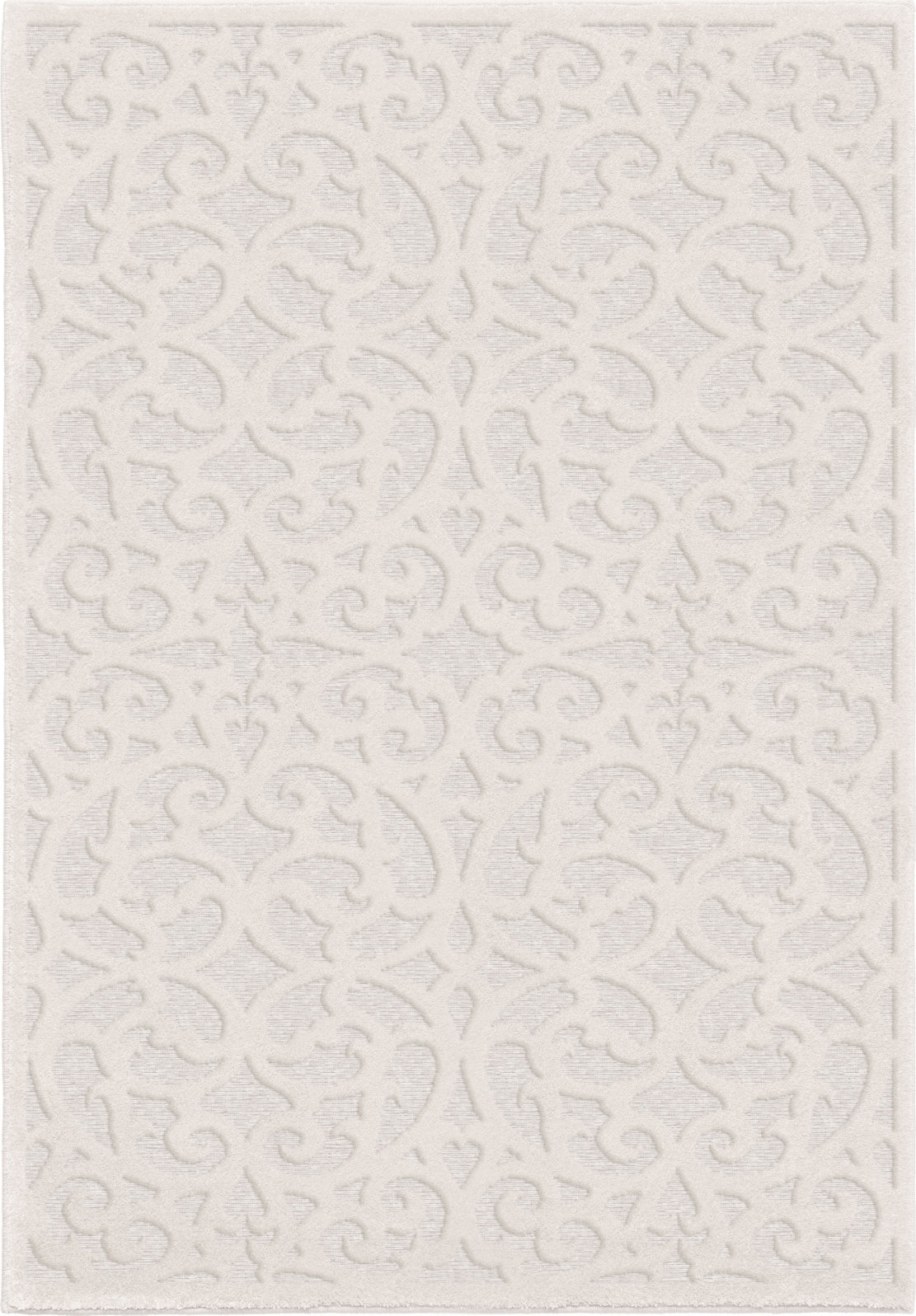 Orian Rugs Boucle' Seaborn Natural Area Rug main image