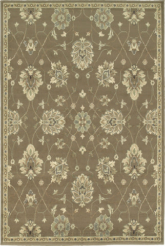 Oriental Weavers Brentwood 1330E Brown/Beige Area Rug main image