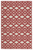 Kaleen Brisa BRI03-25 Red Area Rug