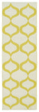 Kaleen Brisa BRI09-28 Ivory/Yellow Area Rug Runner Shot