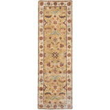 Surya Brilliance BRL-2005 Olive Area Rug 2'6'' x 8' Runner