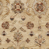 Surya Brilliance BRL-2005 Olive Hand Tufted Area Rug Sample Swatch