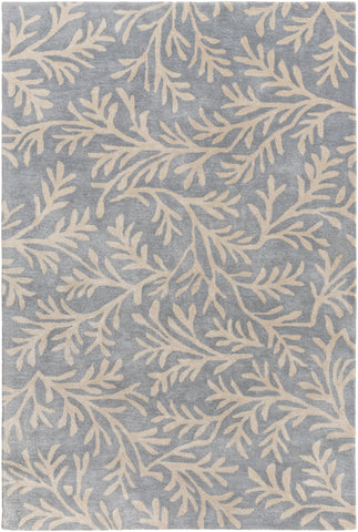 Brilliance BRL-2008 Blue Area Rug by Surya