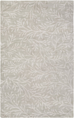 Brilliance BRL-2009 Gray Hand Tufted Area Rug by Surya