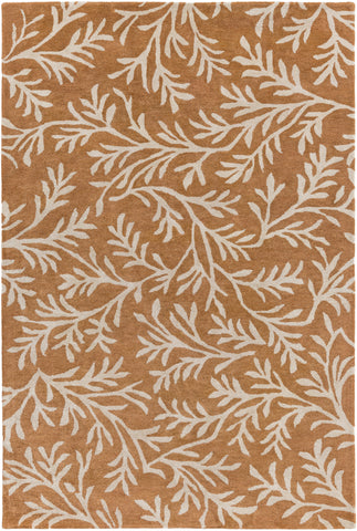 Brilliance BRL-2010 Orange Area Rug by Surya