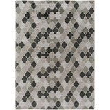 Surya Brilliance BRL-2015 Silver Gray Hand Tufted Area Rug 8' X 11'