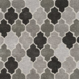 Surya Brilliance BRL-2015 Silver Gray Area Rug Sample Swatch