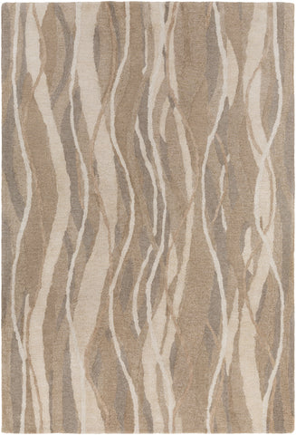 Surya Brilliance BRL-2021 Camel Area Rug main image